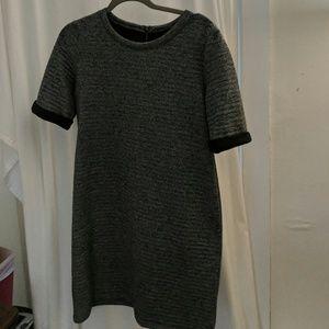 Lou & Grey sweatshirt dress - medium - NWOT
